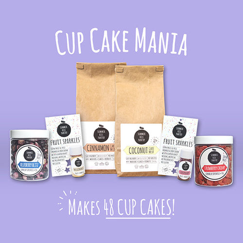 Cup Cake Mania!