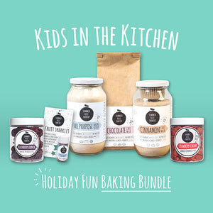 Kids in the Kitchen - Holiday Fun Baking Bundle