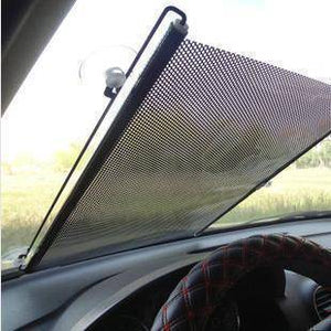 Car Retractable Curtain with UV Protection - Bluewavez
