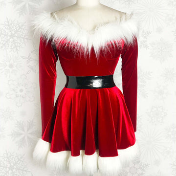 Drag Queen Christmas Costume