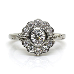 The Diamond Amora Ring