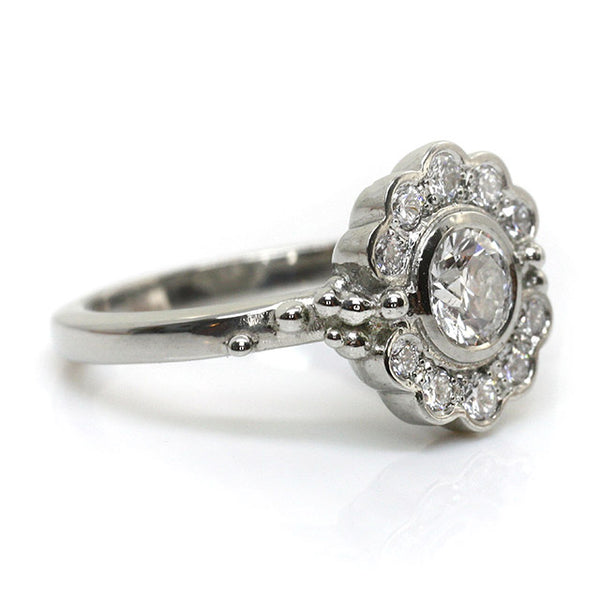 Diamond Amora Ring