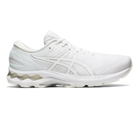 Women's Asics Gel Kayano 27 (Triple White)