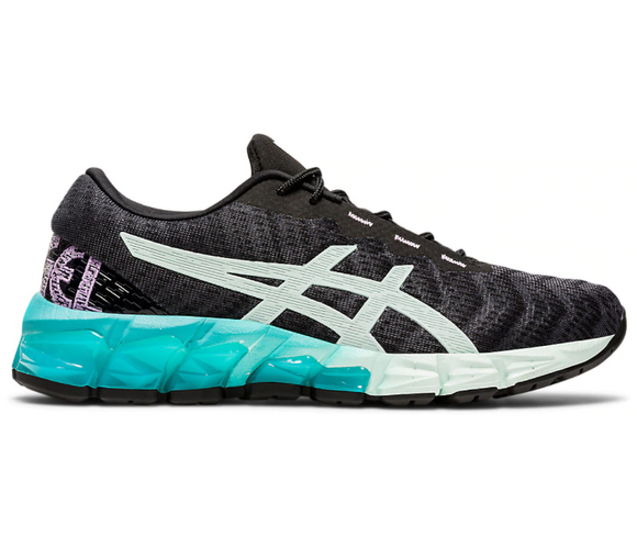 Womens Asics Gel-Quantum 180 5 (Black/Bio Mint)