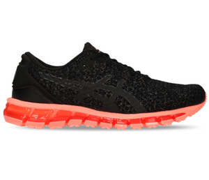 Women's Asics Gel-Quantum 360 Knit 2 (Black/Sun Coral)
