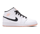 Air Jordan 1 Mid GS (Arctic Orange)