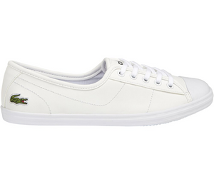 LACOSTE ZIANE BL 1 CFA WHT LEATHER