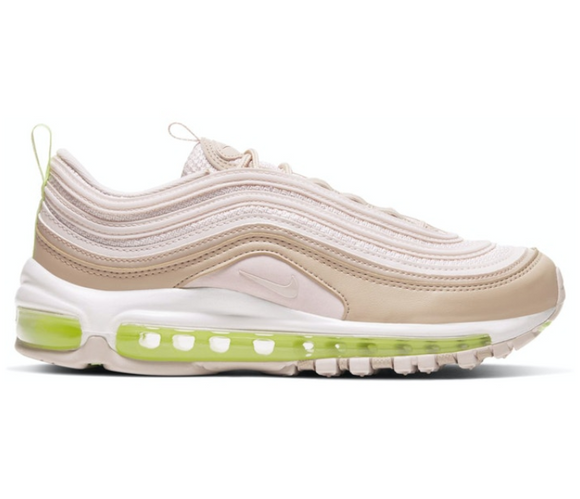 Women's Nike Air Max 97 (Barely Rose/Volt)