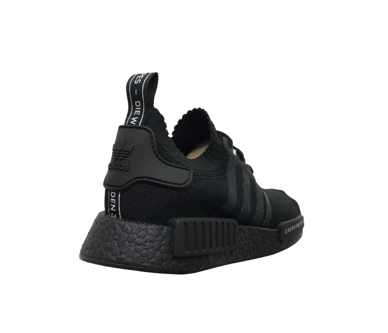 Adidas Nmd R1 Pk Japan Pack Men S Triple Black Size 8 Us