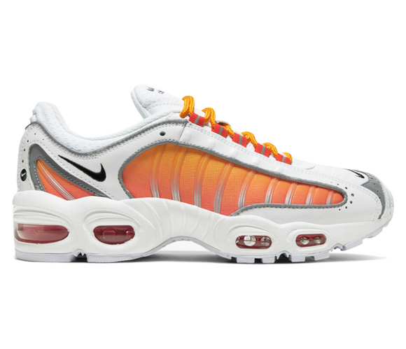 Women's Nike Air Max Tailwind IV NRG (White/Uni Gold) US 8 WMNS