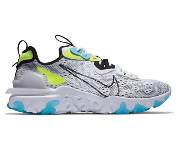 Nike React Vision Men's WW (Volt/Blue Fury)
