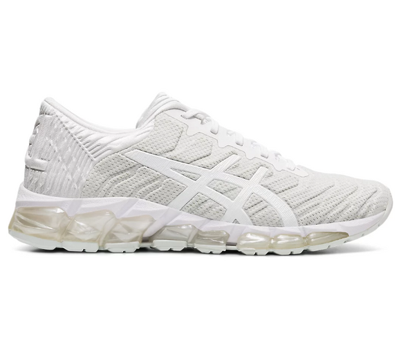 Womens Asics Gel-Quantum 360 5 (Platinum White)