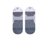 STANCE Run Tab Staple Socks (White)