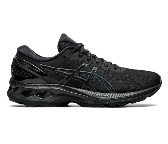 Women's Asics Gel Kayano 27 (Triple Black)
