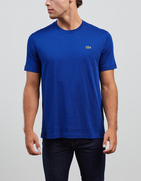 LACOSTE ESSENTIALS CREW NECK SPORT TEE COSMIC TH7618BDM