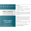 Joint & Muscle Anti-Pain Gel - Recovrr LLC