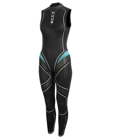 HUUB Aegis III 3:3 Sleeveless Triathlon Wetsuit Womens