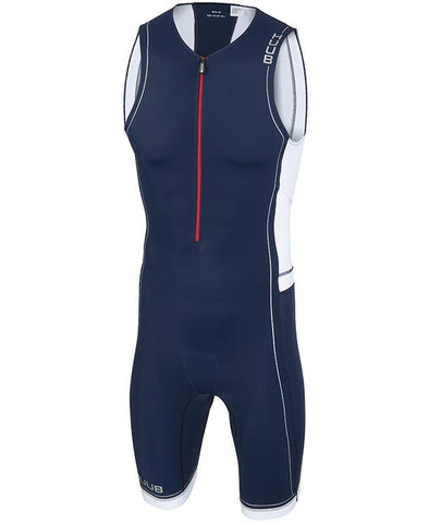 HUUB Core Triathlon Suit - Mens Navy/White