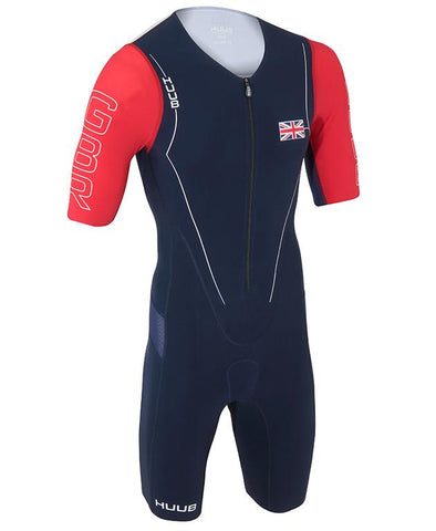 HUUB DS Long Course GB Triathlon Suit