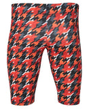 HUUB Swim Training Jammer Houndstooth