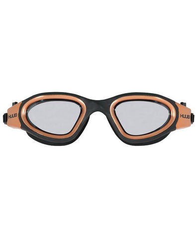 HUUB Aphotic Swim Goggle - Black & Bronze