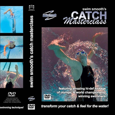 Swim Smooth Catch Masterclass DVD