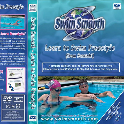 Swim Smooth Learn To Swim Program DVD