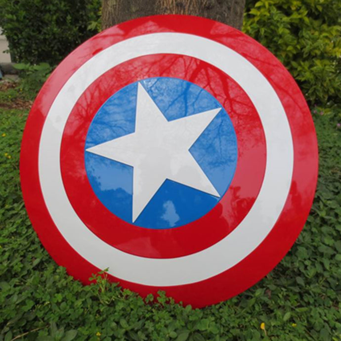 The Avengers Civil War Captain America 57CM Shield 1:1 Cosplay Steve Rogers