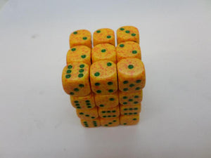 36 x d6 Speckled Lotus