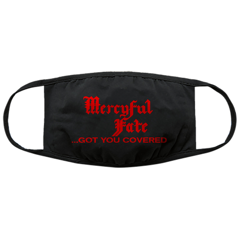 Mercyful Fate Face Covering
