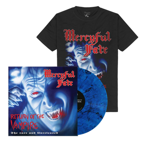 Return of the Vampire Exclusive Colored Vinyl Bundle