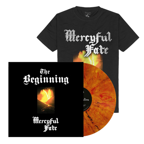 The Beginning Exclusive Colored Vinyl Bundle
