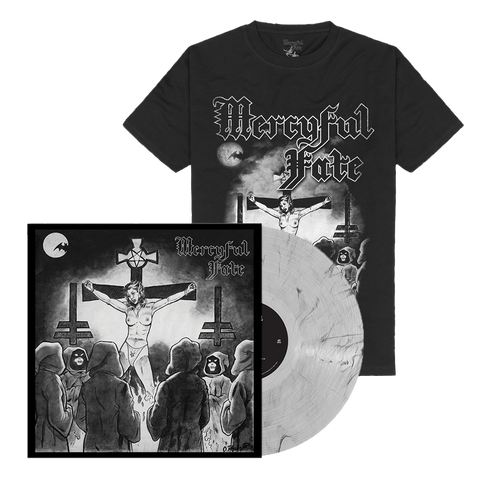 Nuns Have No Fun T-Shirt + Vinyl Bundle