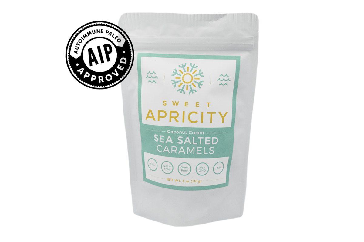 Sea Salted Caramels (AIP/Paleo) - Sweet Apricity
