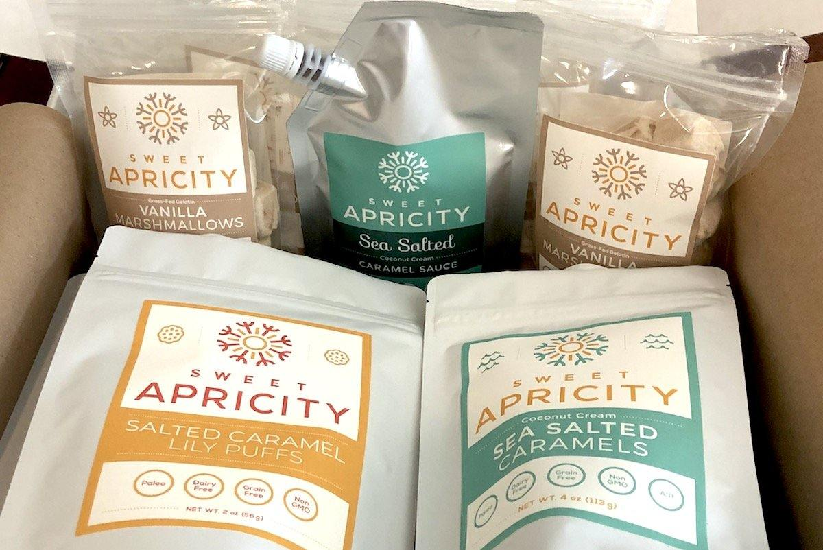 Sweet Apricity Monthly Essentials Box (Paleo)