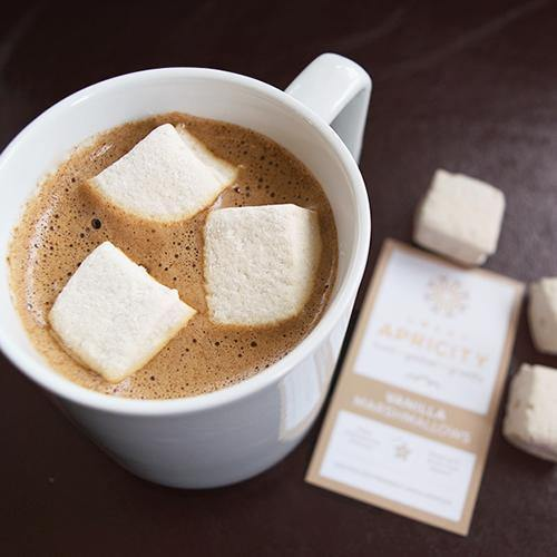 Sweet Apricity Vanilla AIP Paleo Marshmallows