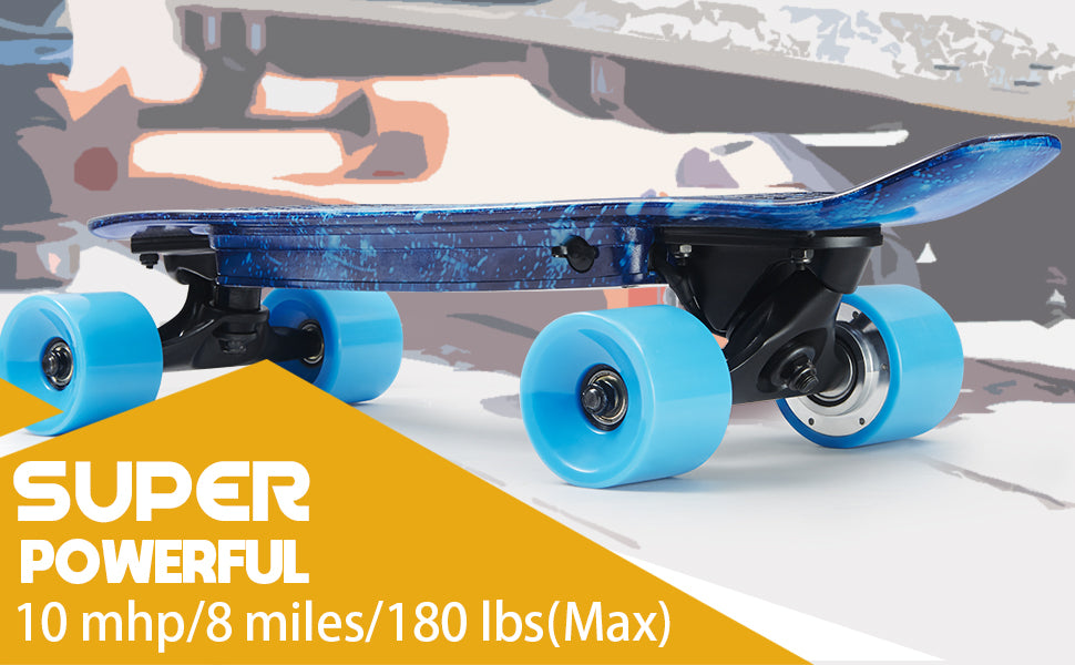 cheap kids electric skateboard