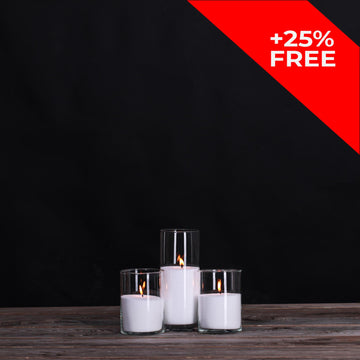 Vogue Candles Set 1 (3 candles)