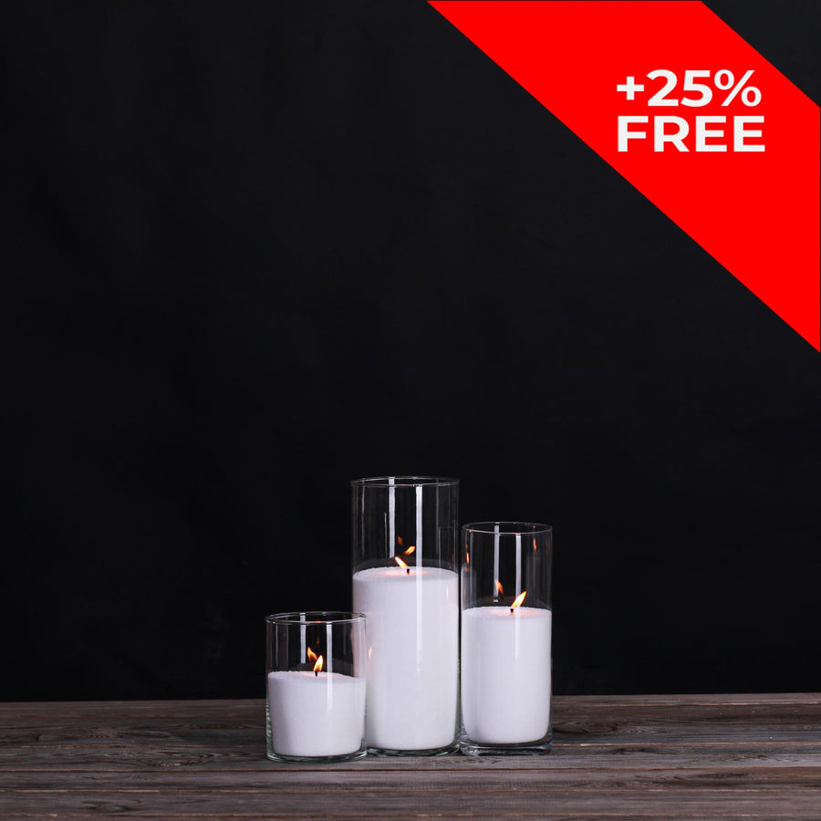 Vogue Candles Set 2 (3 candles)
