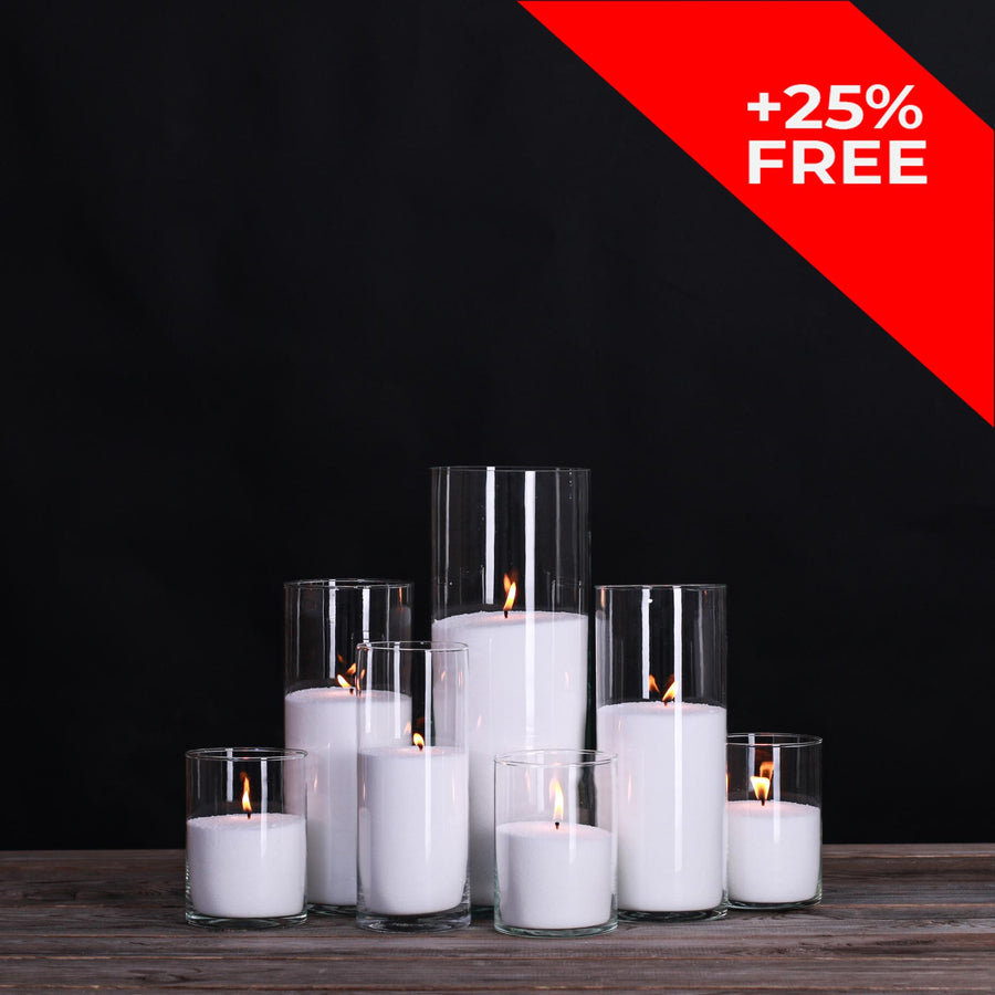 Vogue Candles Set 5 (7 candles)