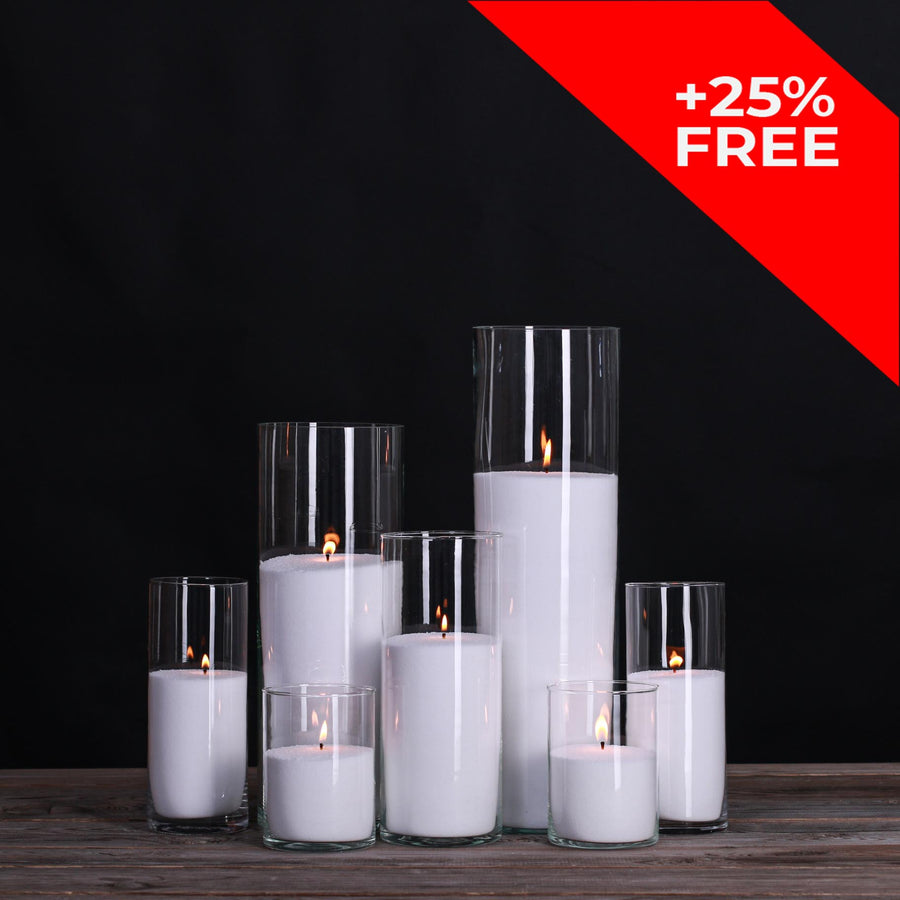 Vogue Candles Set 6 (7 candles)