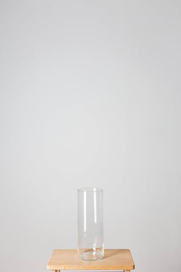 Glass vase for Vogue Candle 5