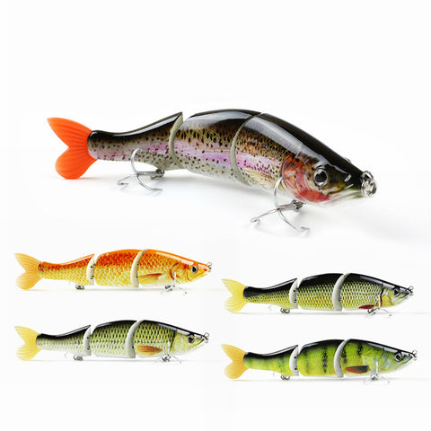 How to Choose Artificial Lures in Lure Fishing