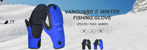 VANGUARD Ⅱ Ice Fishing Glove