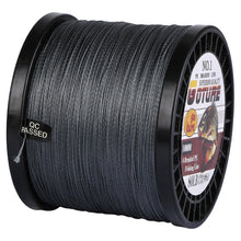 Load image into Gallery viewer, 1000M 4 Strands PE Braided Line, Multifilament - GOTURE