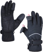 Load image into Gallery viewer, -30℉ Winter Anti-Slip Windproof Waterproof Ice Fishing Gloves, 3M Thinsulate Warm Touch Screen Finger - GOTURE