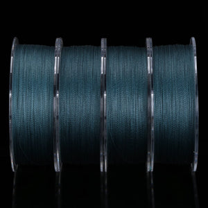 300/500M 4 Strands PE Braided Fishing Line - GOTURE