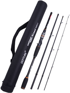 GOTURE Xceed II Spinning/Casting Travel Rod