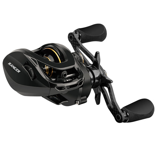 Ranger Baitcasting Reels, Japanese-Designed NMB Bearings(7:1:1 Gear Ratio) - GOTURE