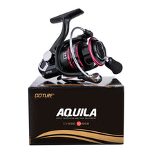 Load image into Gallery viewer, Aquila Spinning Reel, 5+1BB, 5.2:1 - GOTURE